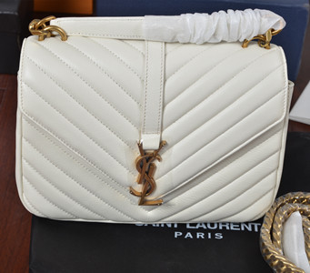 ysl yves saint laurent shoulder bag #500839