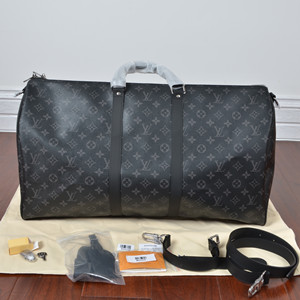 lv louis vuitton keepall bandouliere 50 bag #m58669