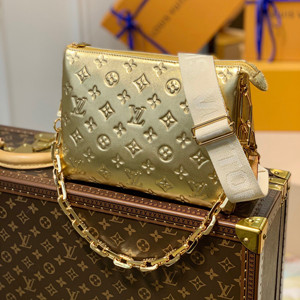 lv louis vuitton coussin pm bag #m57790