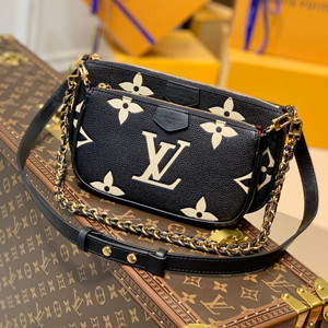 lv louis vuitton multi pochette accessories bag #m57630/m57631
