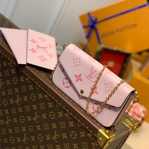 lv louis vuitton felicie pochette bag #m80498
