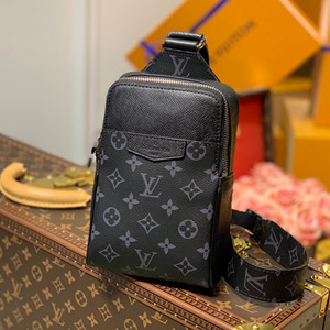 lv louis vuitton outdoor slingbag #m30741