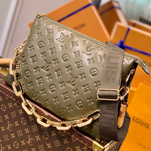 lv louis vuitton coussin mm bag #m57782