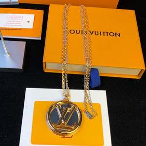 lv louis vuitton necklace