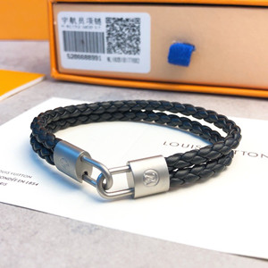 lv louis vuitton braidlock bracelet