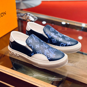 lv louis vuitton ollie slip-on shoes