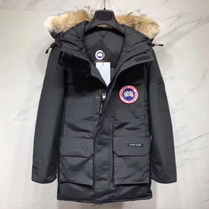 canada expedition parka fusion fit doen jacket