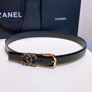 chanel 30mm belt