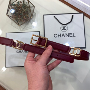 chanel 20mm calfskin belt