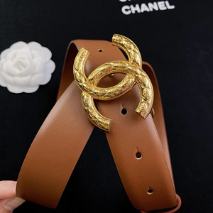 chanel 30mm calfskin belt