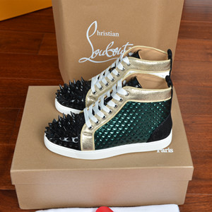 christian louboutin women's/men's flat shoes