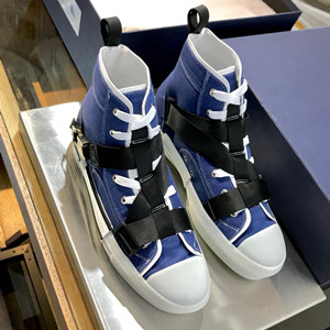 "dior ""b23"" high-top sneaker shoes"